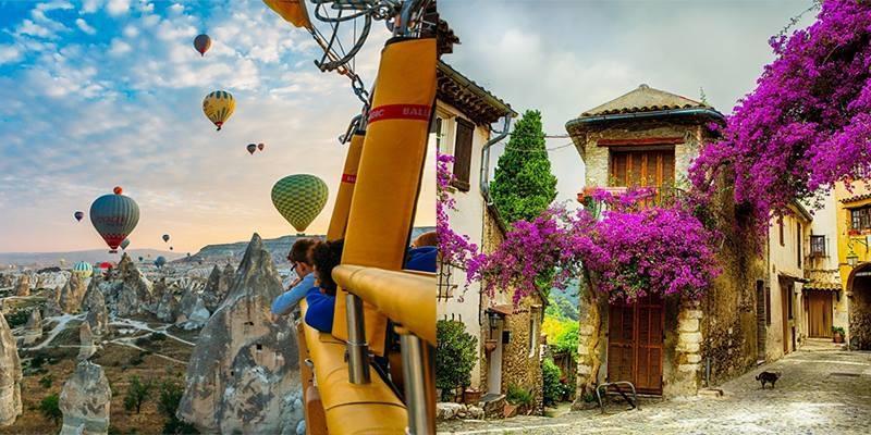 10 trải nghiệm bạn nên thử ở những nơi tuyệt đẹp trên Trái đất