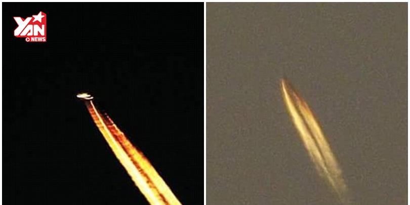 Vừa phát hiện đĩa bay của người ngoài hành tinh