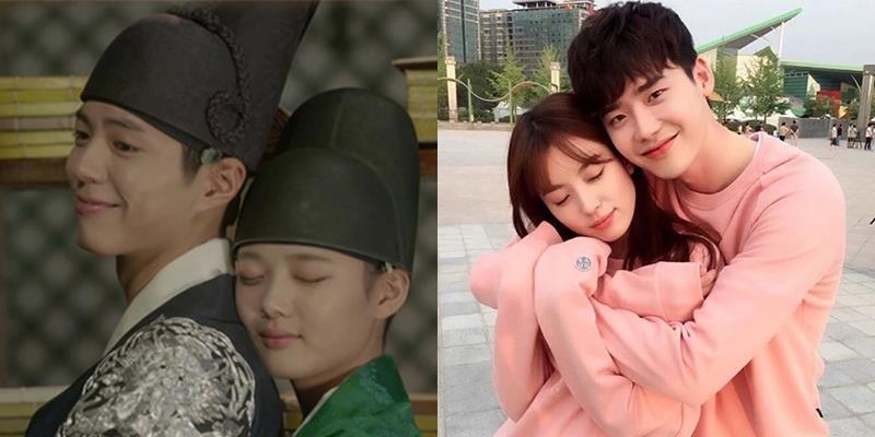 """""""Rụng rời"""" với muôn kiểu ôm từ đằng sau lãng mạn nhất phim Hàn 2016"""