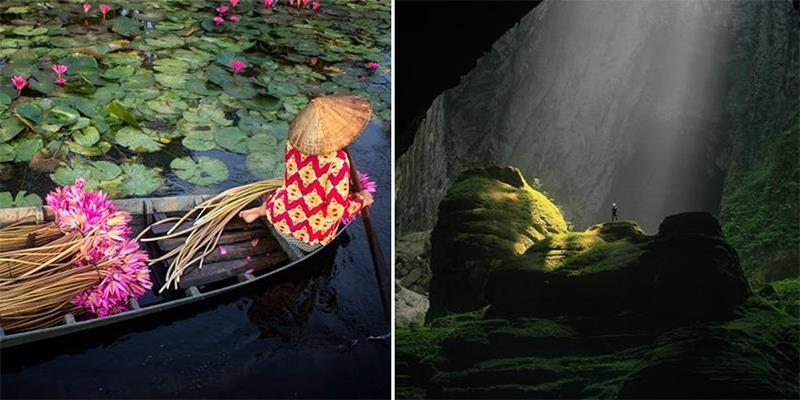 Có đến hai cảnh sắc Việt Nam lọt top những bức ảnh đẹp nhất 2016