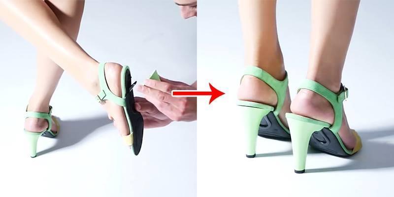 Đôi giày thay gót trong mơ của các nàng đây rồi!