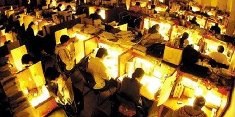 Sự thực ít biết đằng sau bức ảnh 4 rưỡi sáng ở thư viện Harvard