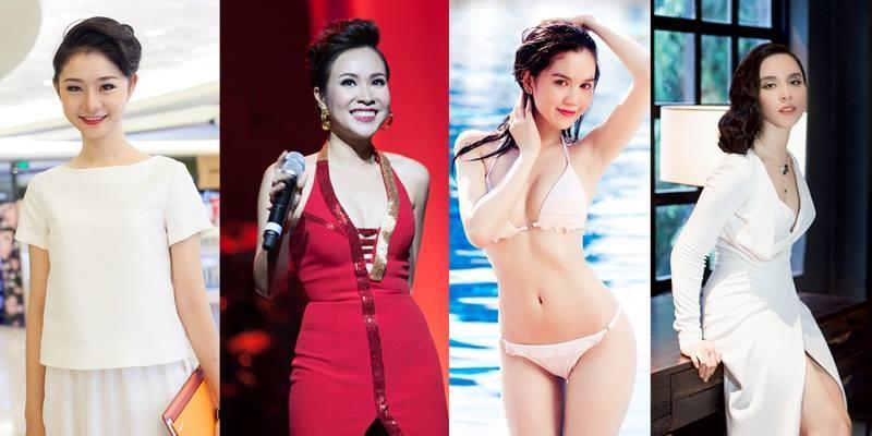 """Những sao Việt chọn yêu và cưới """"đại gia"""" lớn hơn nhiều tuổi"""