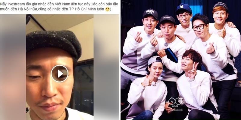 yan.vn - tin sao, ngôi sao - Rời Running Man, Kang Gary tiết lộ muốn quay trở lại Việt Nam