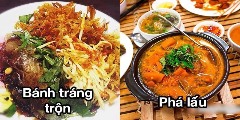 Những món ăn không thể bỏ qua khi đến Sài Gòn