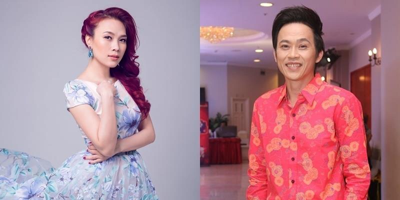 yan.vn - tin sao, ngôi sao - Hoài Linh khen ngợi Mỹ Tâm: Người cũng đẹp như tên!