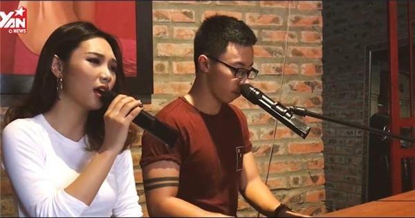 Ái Phương thích thú với bản cover 'Nếu anh yêu em' cực da diết