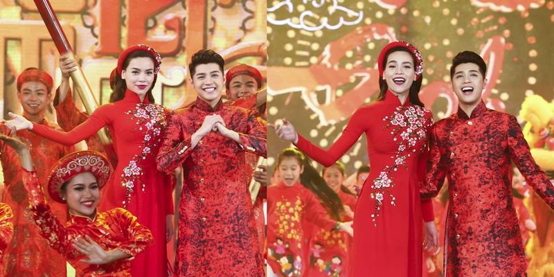 Noo Phước Thịnh tiếp tục sóng đôi cùng Hồ Ngọc Hà chào xuân 2017