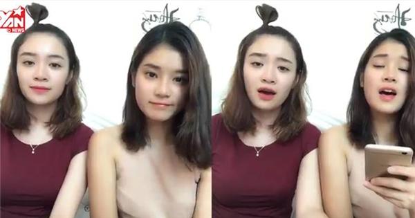 Hoàng Yến Chibi cùng bạn cover 'Nếu anh yêu em' đốn tim fan