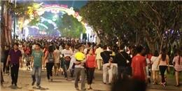 Không pháo hoa, Sài Gòn vẫn đón năm mới trong lặng lẽ và hân hoan