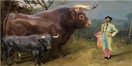 Phép màu khoa học tái sinh giống bò khổng lồ to bằng... con voi