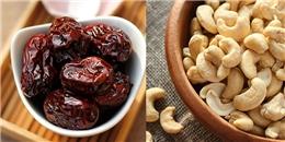 Những món ăn vặt càng ăn càng giảm cân ngày Tết