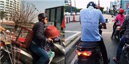 Những bức ảnh làm khiến mạng xã hội 'điên đảo' ngày giáp Tết
