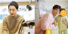 Park Bo Gum, Song Joong Ki đua nhau 'gây náo loạn' bệnh viện Seoul