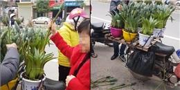 """Tiếp tục lật tẩy chiêu lừa bán """"hoa một đằng, cây một nẻo"""""""