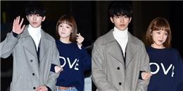 Lee Sung Kyung rạng rỡ, Nam Joo Hyuk đầy khí chất tại tiệc mừng công