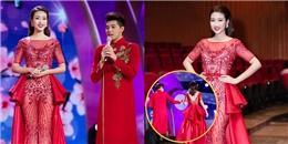 Noo Phước Thịnh ân cần chăm sóc HH Mỹ Linh làm nức lòng fans