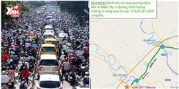 Từ Sài Gòn về quê ăn Tết, đi đường nào đỡ kẹt xe?