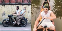 """Cặp đôi công sở """"rủ"""" nhau nghỉ việc để đi phượt vòng quanh châu Á"""