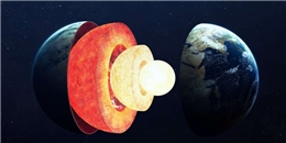 Đã tìm ra nhân tố X cuối cùng tạo nên lõi Trái đất