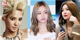 """Học cách sao Hàn xử lý kiểu tóc """"dở dở ương ương"""""""
