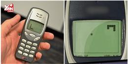 Còn nhớ không những game 'bất hủ' trên điện thoại 'cục gạch'