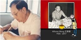 Vĩnh biệt cha đẻ của bộ truyện tranh Chú Thoòng nổi tiếng tuổi thơ