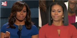 Những khoảnh khắc đáng nhớ của Michelle Obama