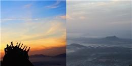 Ngoài phong cảnh hữu tình, núi Chứa Chan còn lắm kì bí ít người biết