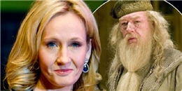 """Sau tất cả, """"mẹ đẻ"""" Harry Potter tiết lộ người yêu của cụ Dumbledore"""