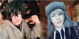 Đổ gục trước vẻ đẹp của chàng cosplayer như bước ra từ manga