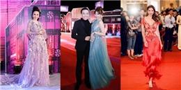 Sau đám cưới, Hari Won bắt đầu 'cạnh tranh' vị trí 'Nữ hoàng thảm đỏ'