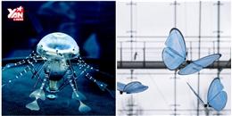 Kinh ngạc những con robot giống hệt các loài động vật