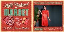 """Trải nghiệm đặc biệt """"Tết in 1975""""chỉ có tại Hello Weekend Market"""