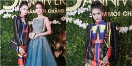Ngọc Châu Top Model cá tính đọ sắc cùng Hoa hậu Mỹ Linh