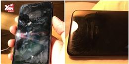 Thân xác iPhone 7 Jet Black 'tàn tạ' sau 3 tháng sử dụng