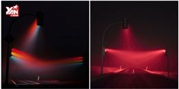 Đèn giao thông 'siêu ảo, siêu đẹp' dưới ống kính của nhiếp ảnh gia
