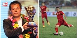 Thành Lương xuất sắc đoạt Quả bóng vàng Việt Nam 2016