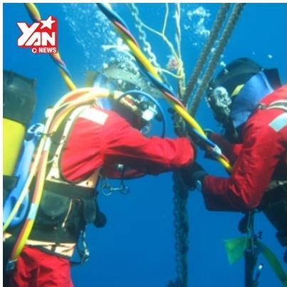 Tin vui: Cáp quang biển đã được khắc phục hoàn toàn