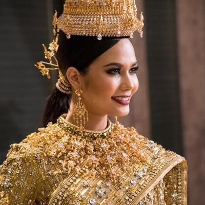 """Đại diện Thái Lan đang chiến thắng """"áp đảo"""" tại Miss Universe 2016"""