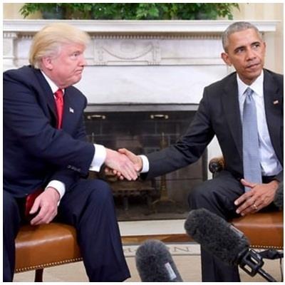 Đây là nơi Donald Trump và Barack Obama sẽ gọi nhau bằng hàng xóm