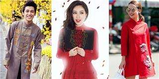 Bảo Thy, Tronie, Yến Trang cùng dàn sao Việt làm  kiểm điểm  đầu năm