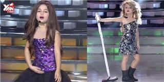 Taylor Swift nhí  7 tuổi  ẵm  triệu view và những điều ít ai biết