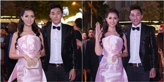Phan Thị Mơ xin nghỉ quay sớm để đi sự kiện cùng Nam Phong