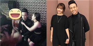 Trấn Thành phân trần việc lộ ảnh thân mật với gái lạ tại quán karaoke