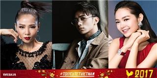 Thu Minh, Soobin Hoàng Sơn và loạt sao Việt bật mí dự án  khủng  trong năm mới