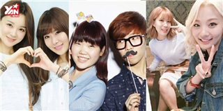 Điểm danh 3 cặp đôi có chất giọng  đỉnh  nhất Kpop