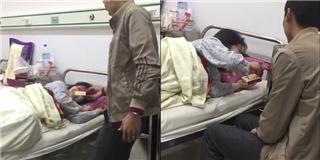 """""""Soái ca"""" bình dị trong bệnh viện khiến chị em vô cùng ngưỡng mộ"""