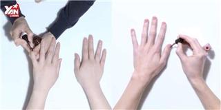 Màu sơn móng tay thay đổi thể nào qua 100 năm