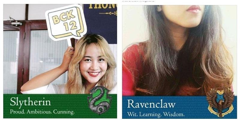 """Giới trẻ Việt rần rần """"bắt chước"""" Harry Potter phân loại nhà Hogwarts"""